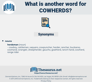 cowherds, synonym cowherds, another word for cowherds, words like cowherds, thesaurus cowherds