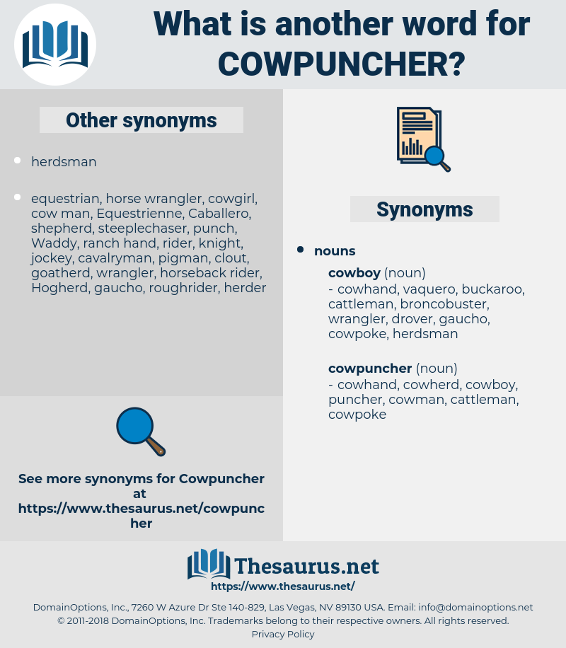 cowpuncher, synonym cowpuncher, another word for cowpuncher, words like cowpuncher, thesaurus cowpuncher