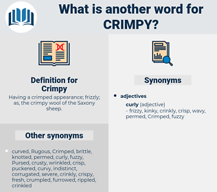 Crimpy, synonym Crimpy, another word for Crimpy, words like Crimpy, thesaurus Crimpy