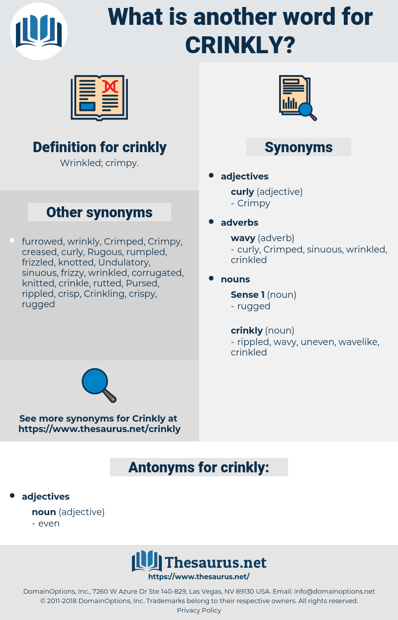 crinkly, synonym crinkly, another word for crinkly, words like crinkly, thesaurus crinkly