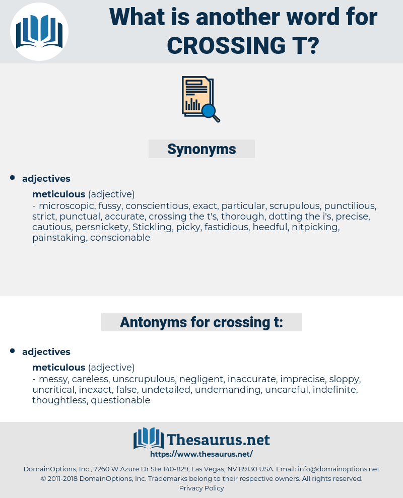 crossing t, synonym crossing t, another word for crossing t, words like crossing t, thesaurus crossing t