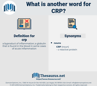 crp, synonym crp, another word for crp, words like crp, thesaurus crp