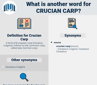 Crucian Carp, synonym Crucian Carp, another word for Crucian Carp, words like Crucian Carp, thesaurus Crucian Carp