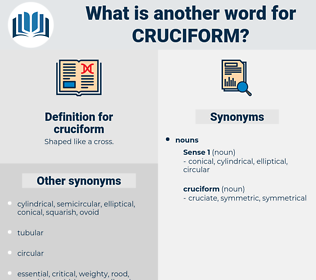 cruciform, synonym cruciform, another word for cruciform, words like cruciform, thesaurus cruciform