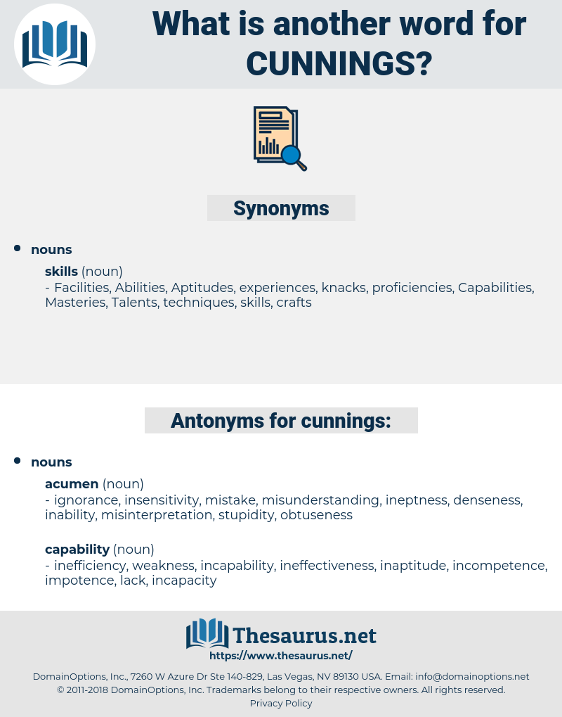 cunnings, synonym cunnings, another word for cunnings, words like cunnings, thesaurus cunnings