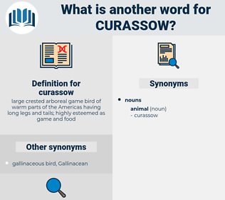 curassow, synonym curassow, another word for curassow, words like curassow, thesaurus curassow