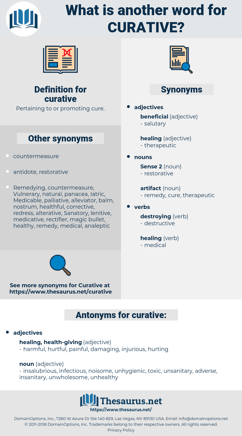 curative, synonym curative, another word for curative, words like curative, thesaurus curative