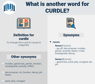 curdle, synonym curdle, another word for curdle, words like curdle, thesaurus curdle