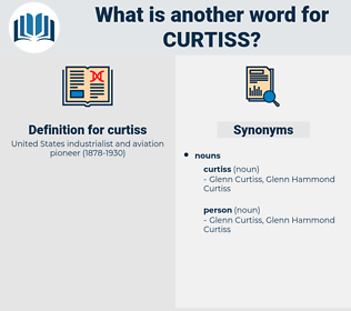curtiss, synonym curtiss, another word for curtiss, words like curtiss, thesaurus curtiss