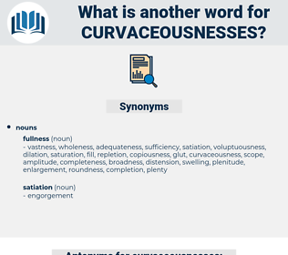 curvaceousnesses, synonym curvaceousnesses, another word for curvaceousnesses, words like curvaceousnesses, thesaurus curvaceousnesses
