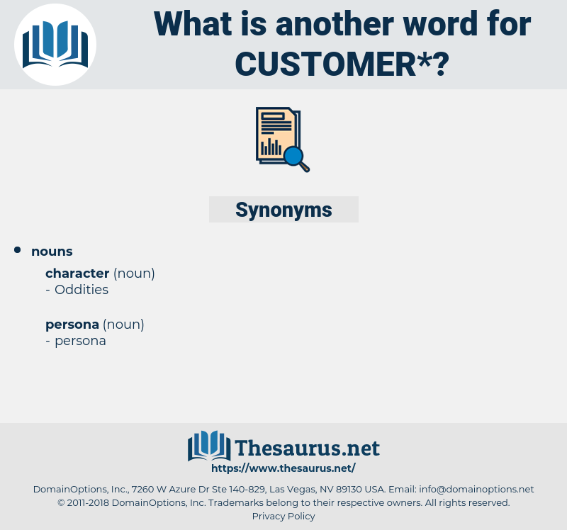 customer, synonym customer, another word for customer, words like customer, thesaurus customer