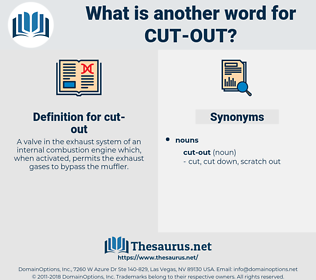 cut out, synonym cut out, another word for cut out, words like cut out, thesaurus cut out