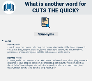 cuts the quick, synonym cuts the quick, another word for cuts the quick, words like cuts the quick, thesaurus cuts the quick