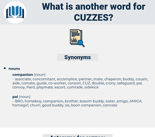 cuzzes, synonym cuzzes, another word for cuzzes, words like cuzzes, thesaurus cuzzes