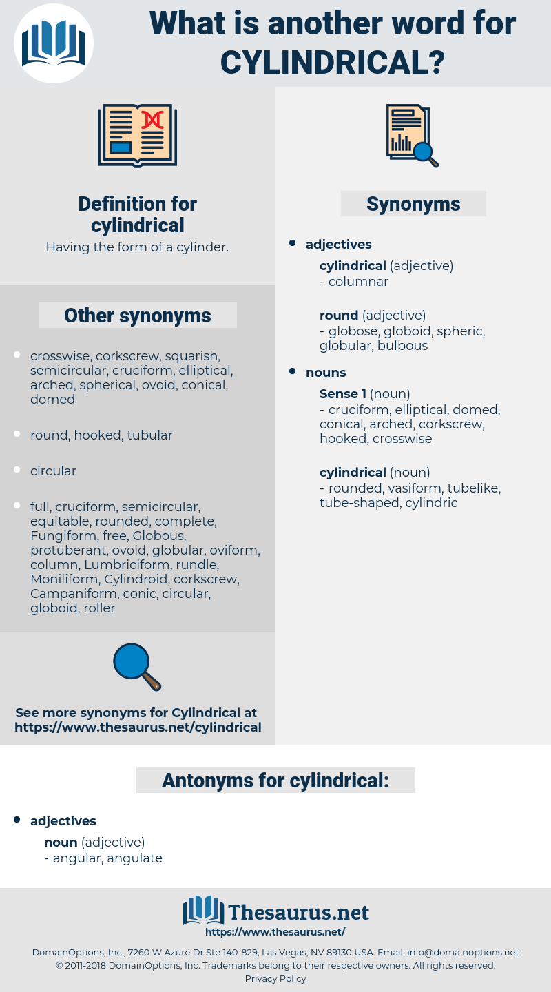 cylindrical, synonym cylindrical, another word for cylindrical, words like cylindrical, thesaurus cylindrical
