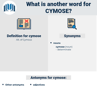 cymose, synonym cymose, another word for cymose, words like cymose, thesaurus cymose