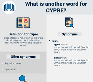 cypre, synonym cypre, another word for cypre, words like cypre, thesaurus cypre
