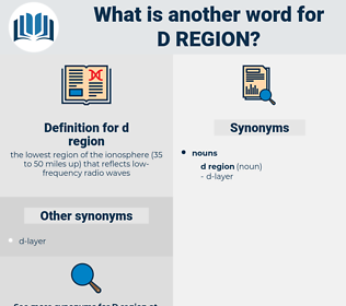d region, synonym d region, another word for d region, words like d region, thesaurus d region