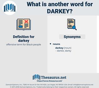 darkey, synonym darkey, another word for darkey, words like darkey, thesaurus darkey
