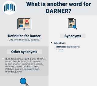 Darner, synonym Darner, another word for Darner, words like Darner, thesaurus Darner