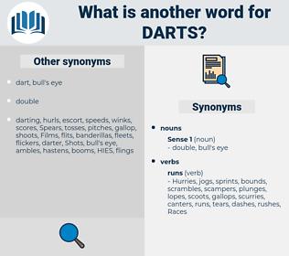 darts, synonym darts, another word for darts, words like darts, thesaurus darts