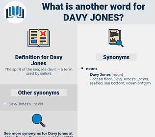 Davy Jones, synonym Davy Jones, another word for Davy Jones, words like Davy Jones, thesaurus Davy Jones