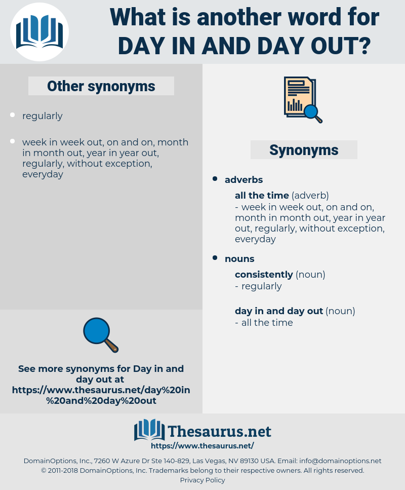 day in and day out, synonym day in and day out, another word for day in and day out, words like day in and day out, thesaurus day in and day out
