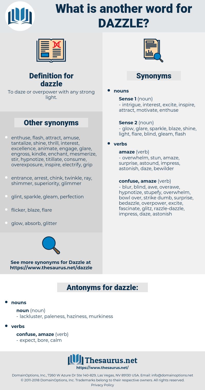 dazzle, synonym dazzle, another word for dazzle, words like dazzle, thesaurus dazzle