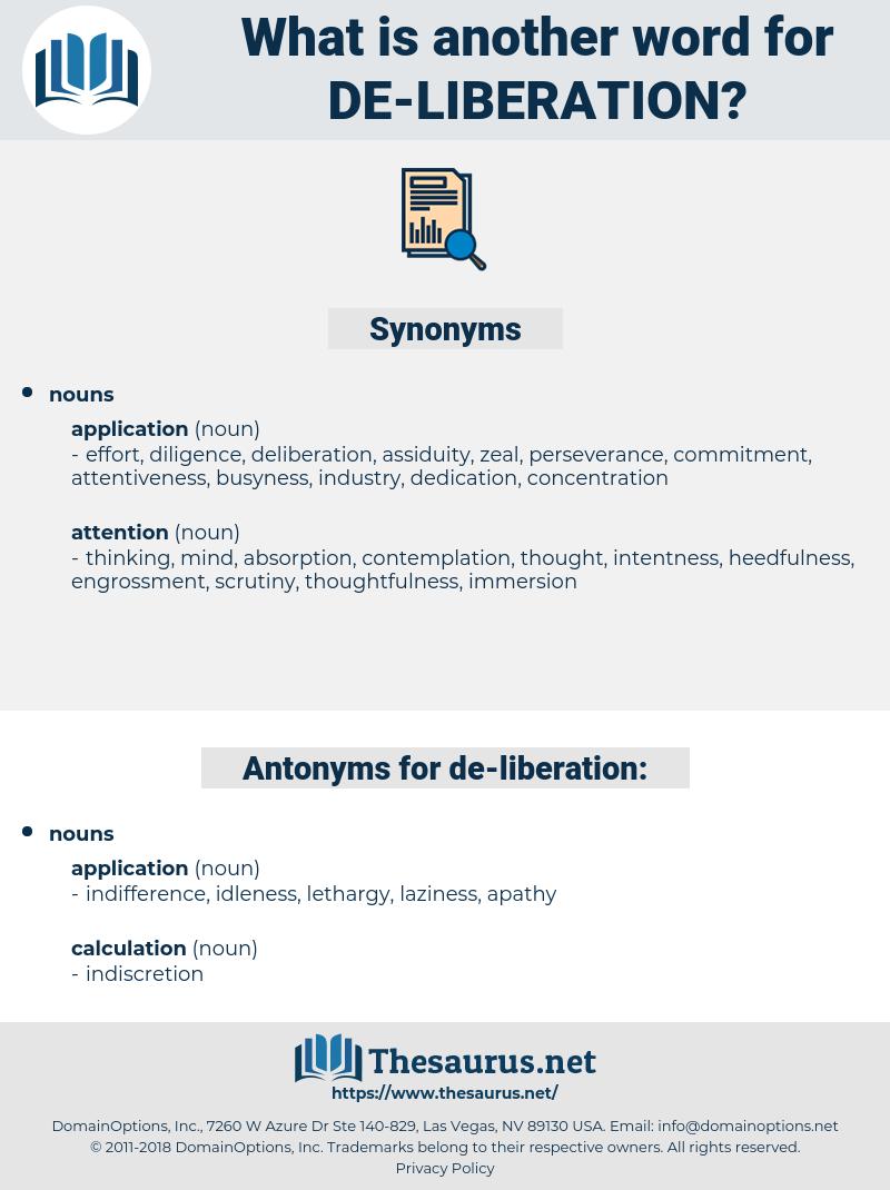 de liberation, synonym de liberation, another word for de liberation, words like de liberation, thesaurus de liberation