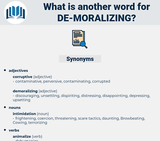de moralizing, synonym de moralizing, another word for de moralizing, words like de moralizing, thesaurus de moralizing