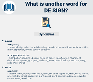 de-sign, synonym de-sign, another word for de-sign, words like de-sign, thesaurus de-sign