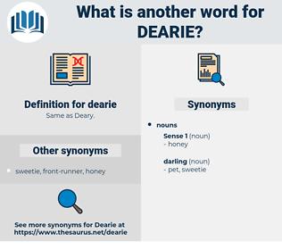 dearie, synonym dearie, another word for dearie, words like dearie, thesaurus dearie