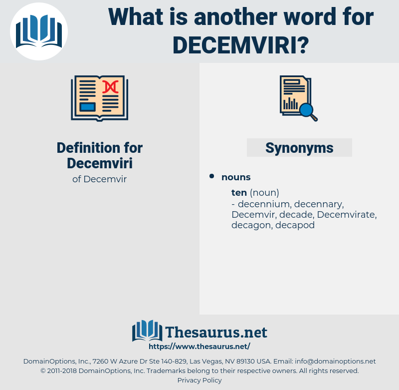 Decemviri, synonym Decemviri, another word for Decemviri, words like Decemviri, thesaurus Decemviri