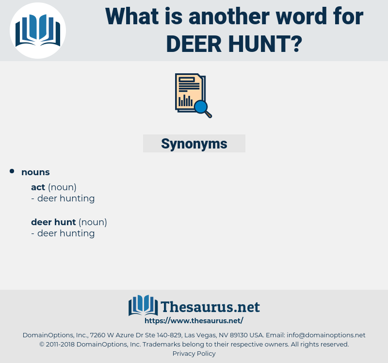 deer hunt, synonym deer hunt, another word for deer hunt, words like deer hunt, thesaurus deer hunt