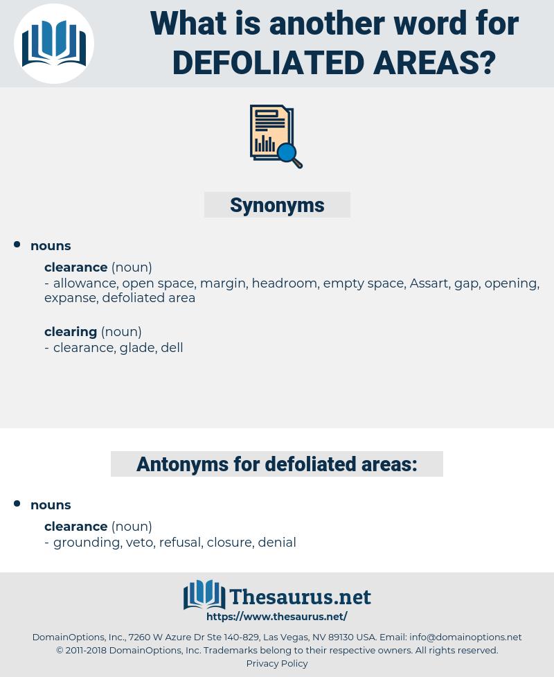 defoliated areas, synonym defoliated areas, another word for defoliated areas, words like defoliated areas, thesaurus defoliated areas