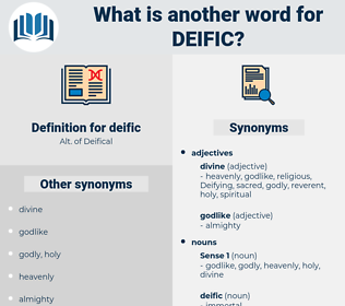 deific, synonym deific, another word for deific, words like deific, thesaurus deific
