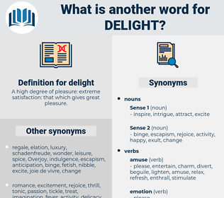 delight, synonym delight, another word for delight, words like delight, thesaurus delight