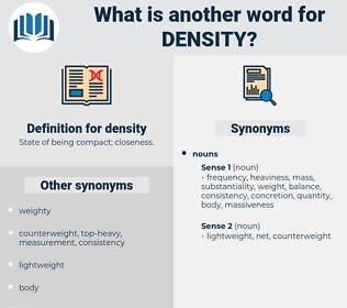 density, synonym density, another word for density, words like density, thesaurus density