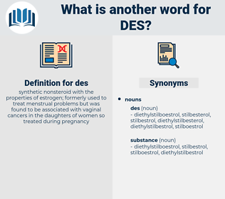 des, synonym des, another word for des, words like des, thesaurus des