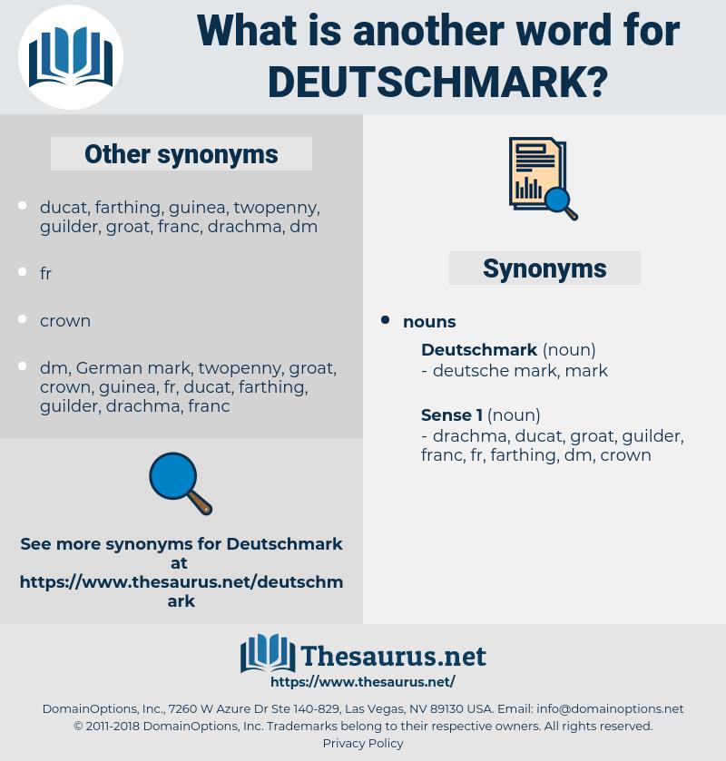 deutschmark, synonym deutschmark, another word for deutschmark, words like deutschmark, thesaurus deutschmark