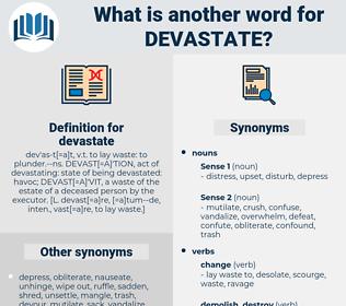 devastate, synonym devastate, another word for devastate, words like devastate, thesaurus devastate