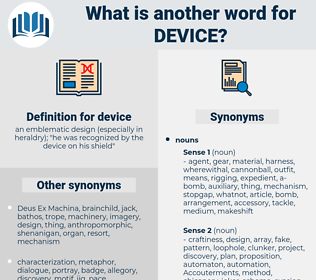 device, synonym device, another word for device, words like device, thesaurus device