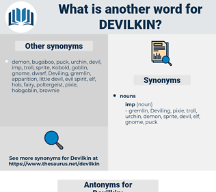 Devilkin, synonym Devilkin, another word for Devilkin, words like Devilkin, thesaurus Devilkin