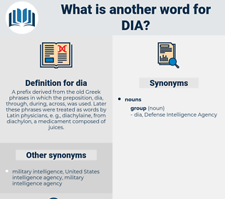 dia, synonym dia, another word for dia, words like dia, thesaurus dia