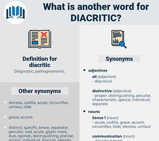 diacritic, synonym diacritic, another word for diacritic, words like diacritic, thesaurus diacritic