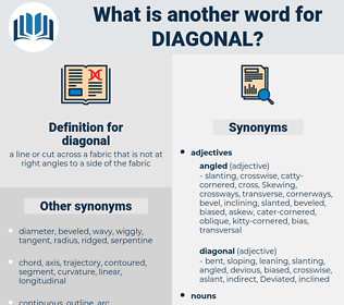 diagonal, synonym diagonal, another word for diagonal, words like diagonal, thesaurus diagonal