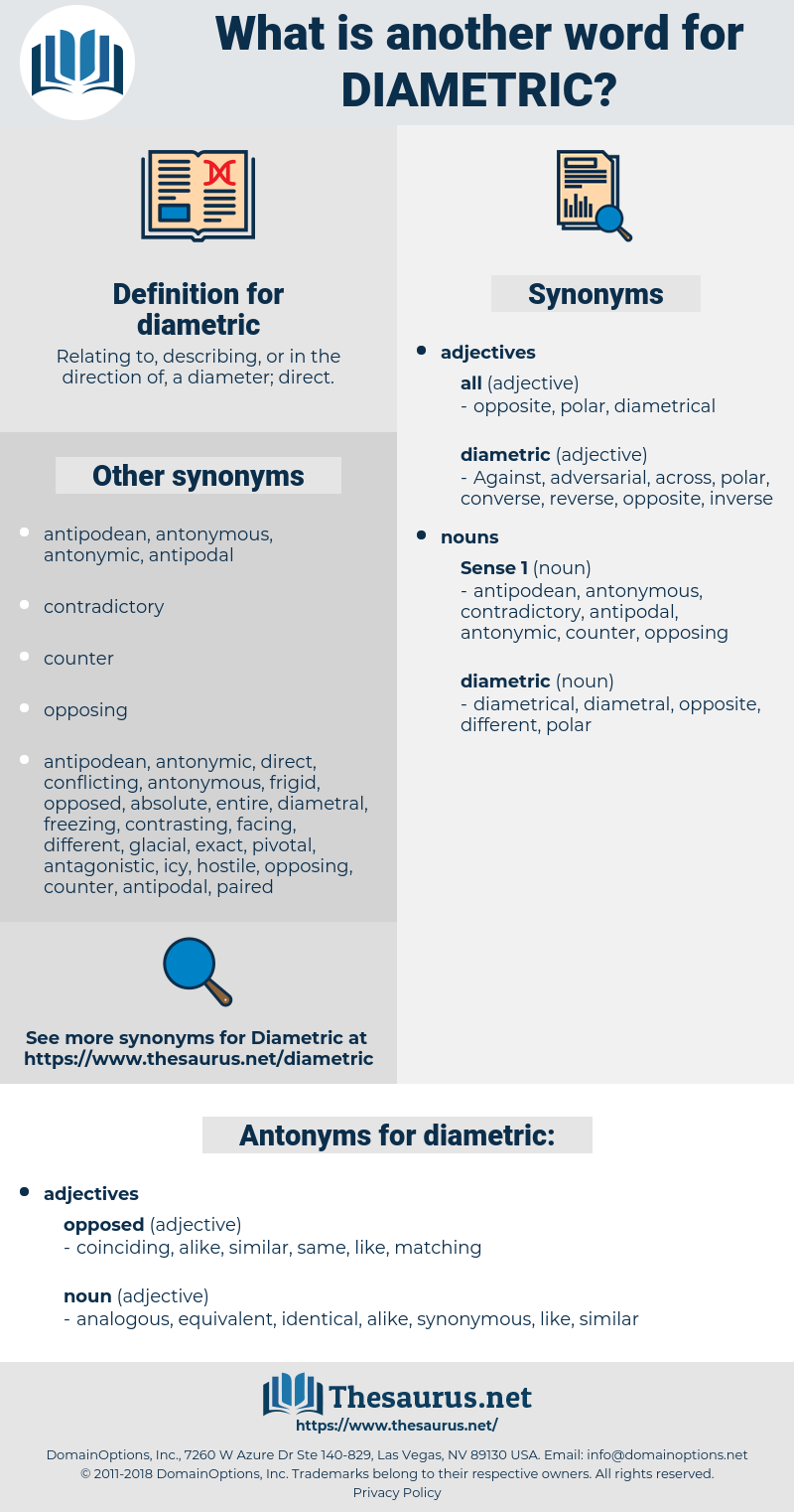 diametric, synonym diametric, another word for diametric, words like diametric, thesaurus diametric