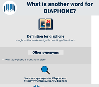 diaphone, synonym diaphone, another word for diaphone, words like diaphone, thesaurus diaphone