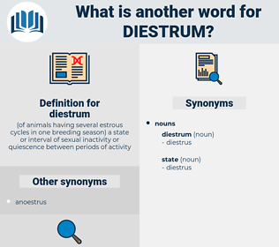 diestrum, synonym diestrum, another word for diestrum, words like diestrum, thesaurus diestrum
