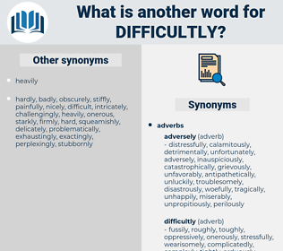 Difficultly, synonym Difficultly, another word for Difficultly, words like Difficultly, thesaurus Difficultly